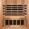 2-Person Clearlight Sanctuary Full Spectrum Sauna Cedar thumb 6