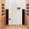 2-Person Clearlight Sanctuary Full Spectrum Sauna Cedar thumb 7