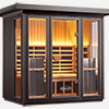 5-Person Outdoor Sauna Cedar thumb 2