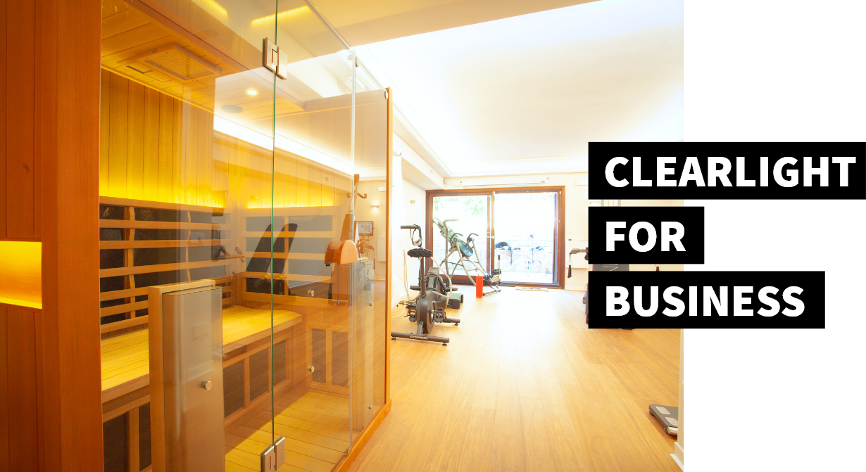 Clearlight For Business - Stand out from your competition by offering a unquie treatment to your customers
